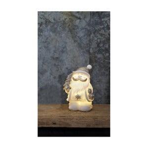 Dekoracja świecąca LED Best Season Figure Buddy Snowman