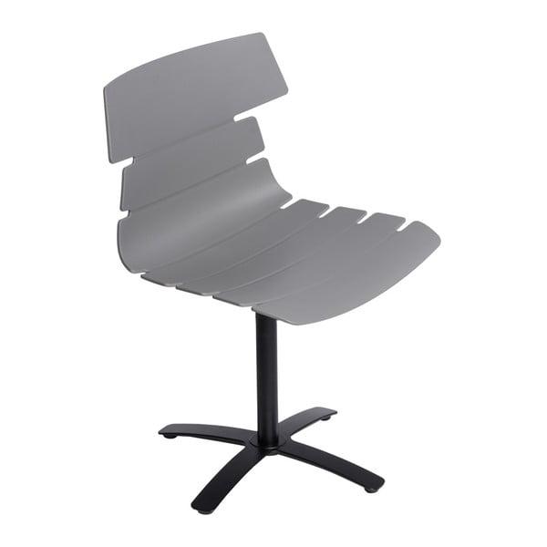 Zestaw 2 szarych krzeseł D2 Techno One