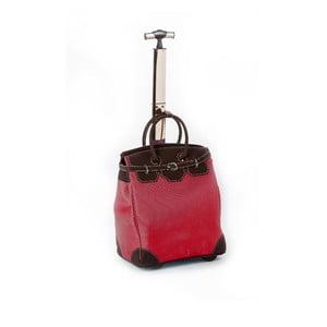 Bagaż podręczny 2v1 Red