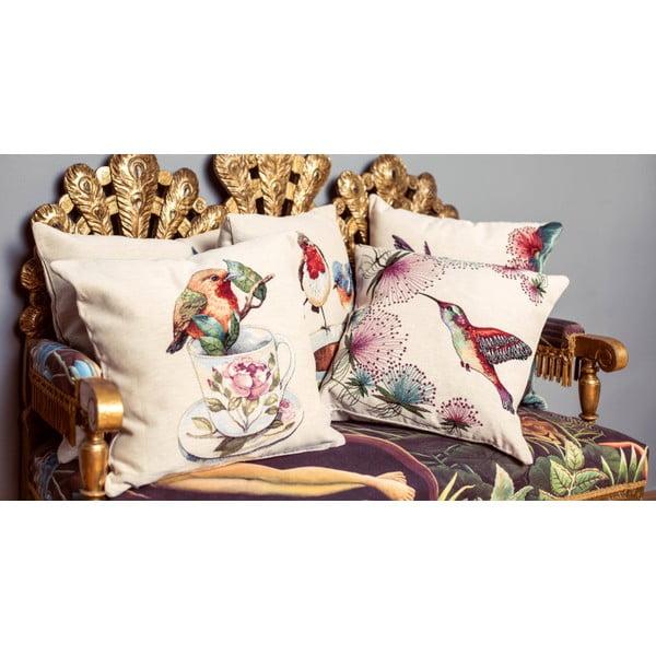 Poszewka na poduszkę Casa Di Bassi Franklin, 45x45cm