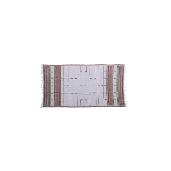 Szal/pled Manton Blanco, 120x240 cm