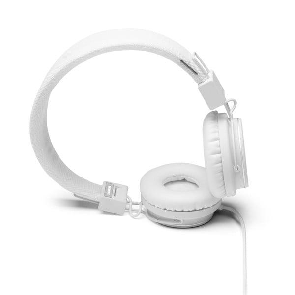 Słuchawki Plattan White + słuchawki Medis Mustard GRATIS