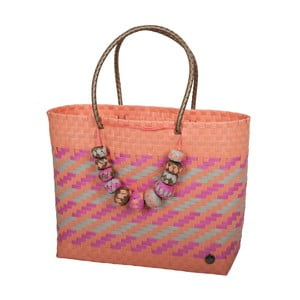Torba Brasilia Shopper Peach