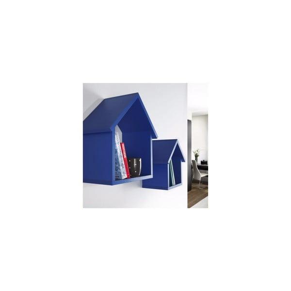 Zestaw 2 półek wiszących Maison Blue