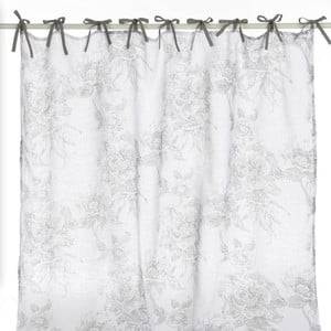Zasłona Gray Vintage, 140x300 cm