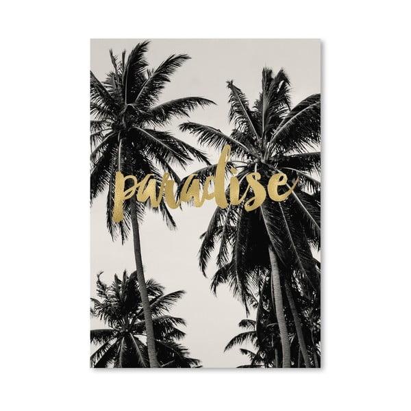 Plakat Paradise Palm Trees
