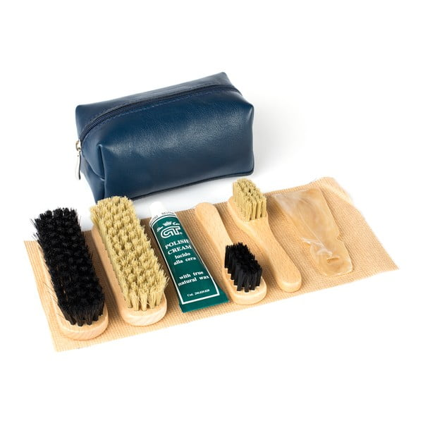 Zestaw do czyszczenia butów Cepi 500, kolor niebieski