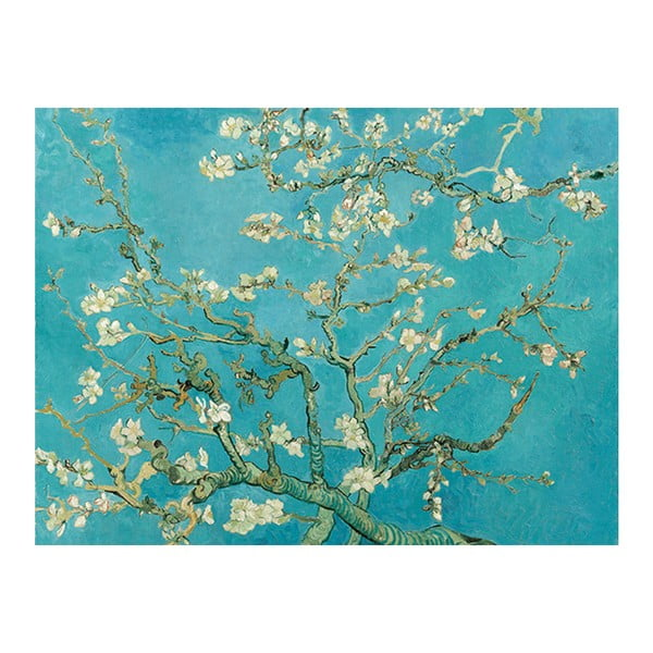 Obraz Vincenta van Gogha - Almond Blossom, 60x45 cm