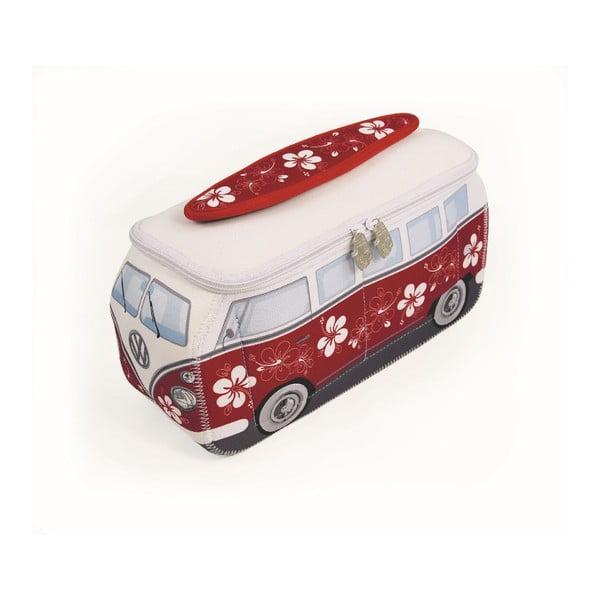Kosmetyczka VW Bus, czerwona
