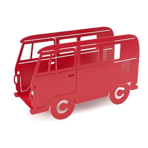 Gazetnik Balvi Van, czerwony