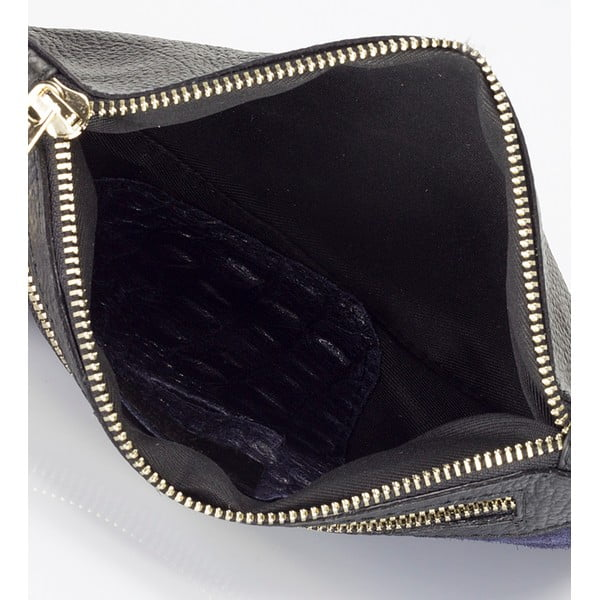Skórzana torebka Markese 144 Blue
