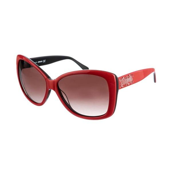 Damskie okulary przeciwsłoneczne Just Cavalli Red