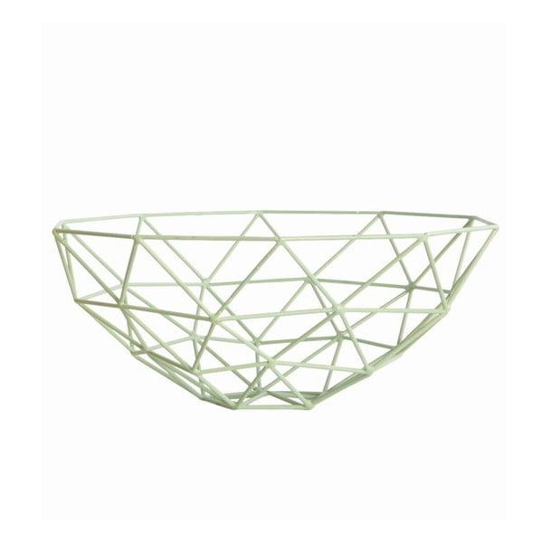 Koszyk Triangle Mint