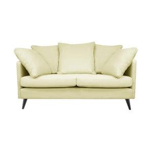 Kremowa sofa 2-osobowa Helga Interiors Victoria