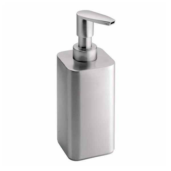 Nierdzewny dozownik do mydła InterDesign Gia
