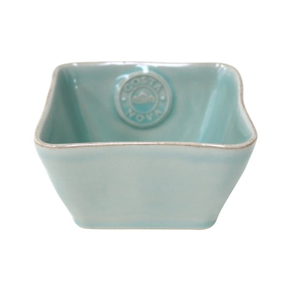 Turkusowa ceramiczna miska Ego Dekor Nova,12 cm