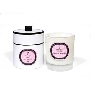 Świeczka Aromatherapy Candles, Rose, 45 godzin