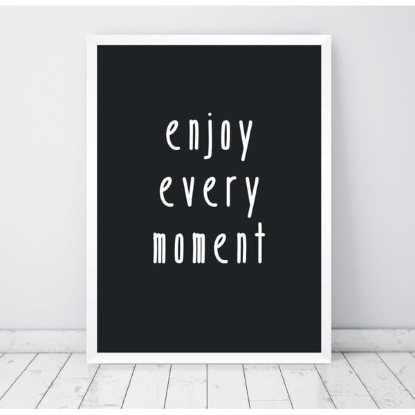 Plakat Nord & Co Every Moment, 30x40 cm