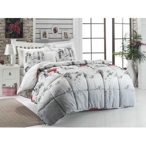 Narzuta na łóżko dwuosobowe Semspare White, 195x215 cm