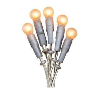Świecący łańcuch Pearl Lights Transparent