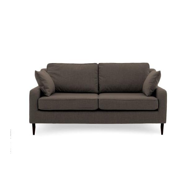 Brązowa sofa trzyosobowa Vivonita Bond