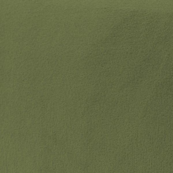 Oliwkowa sofa dwuosobowa Vivonita Klara