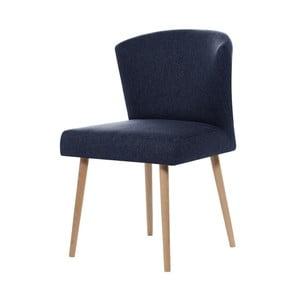 Ciemnoniebieskie krzesło My Pop Design Richter
