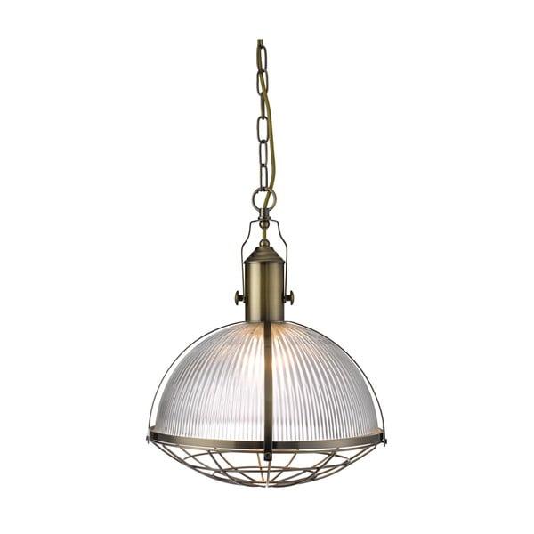 Lampa wisząca Searchlight Antique, złota
