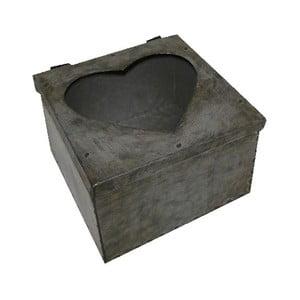 Pudełko metalowe Vintage Love