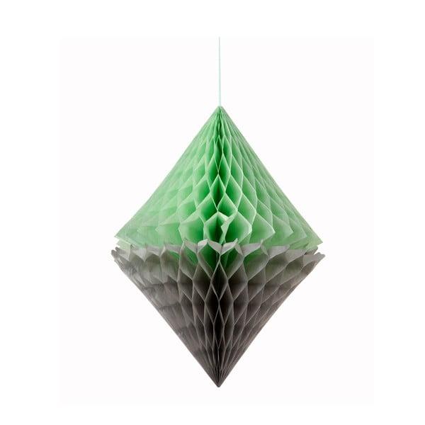 Papierowa dekoracja Honeycomb Diamond