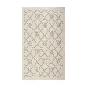 Kremowy dywan bawełniany Floorist Mira, 120x180cm
