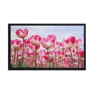 Wycieraczka Hamat Nice Tulips, 45x75 cm