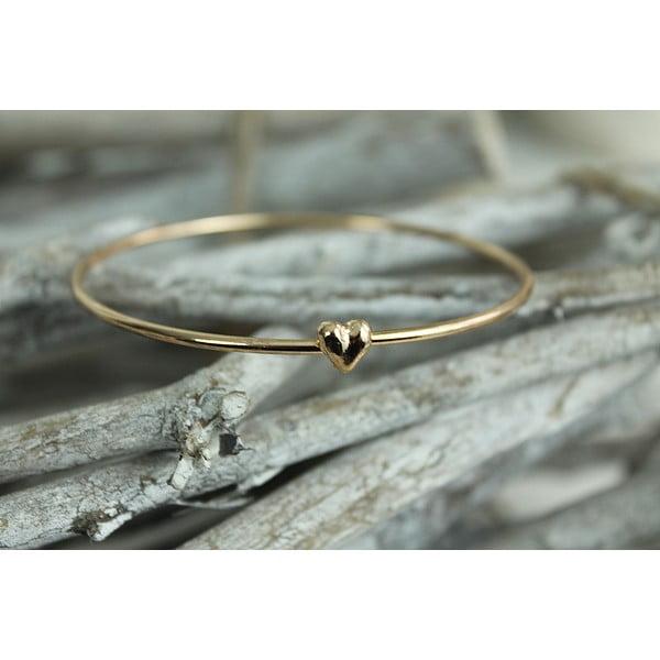 Bransoletka Golden Heart