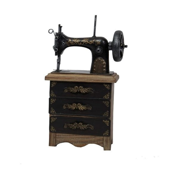 Dekoracyjna maszyna do szycia Antic Line