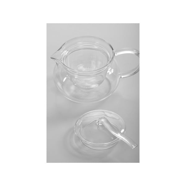 Szklany dzbanek do herbaty Cinnamon, 600 ml