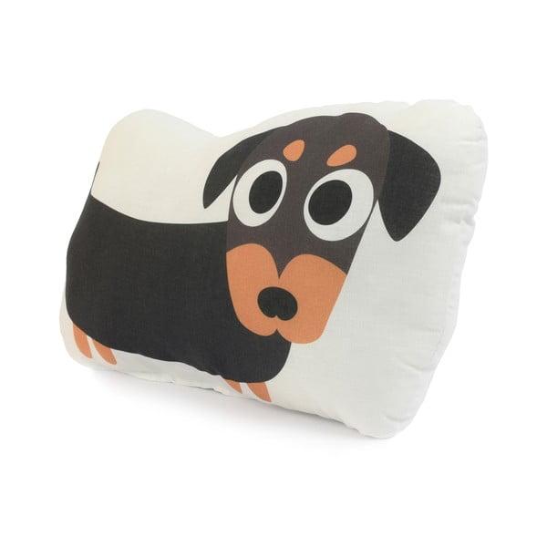 Poduszka bawełniana Mr. Fox Dogs, 40x30 cm