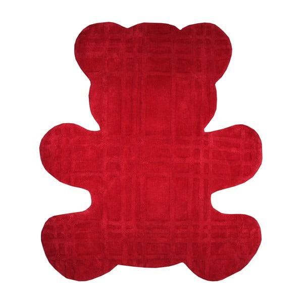 Dywan dziecięcy Teddy Rouge, 100x120 cm
