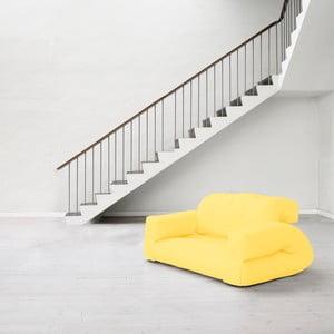 Sofa rozkładana Karup Hippo Amarillo