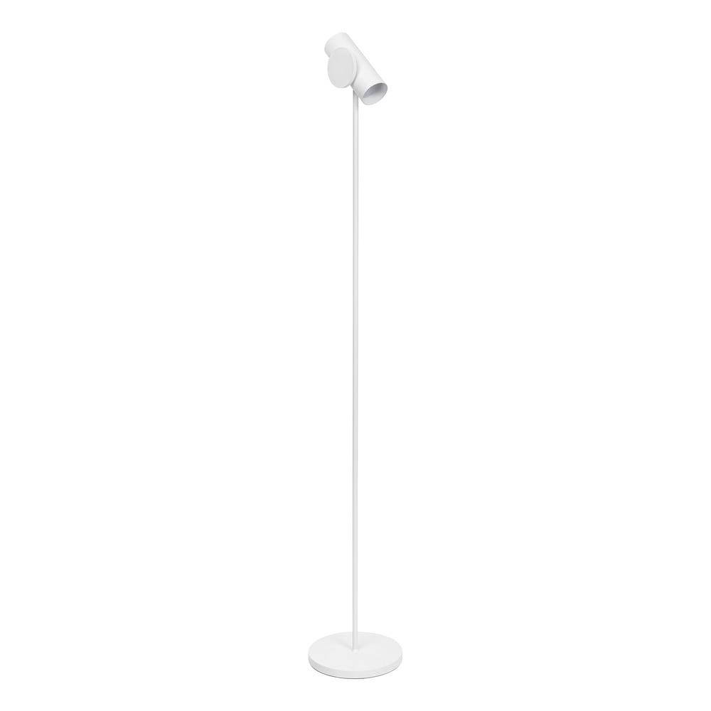 Biały lampa stojąca Blomus Lily, wys. 180 cm