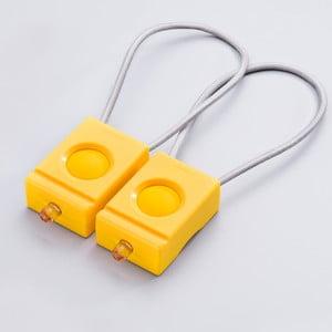 Żółte światełko Bookman