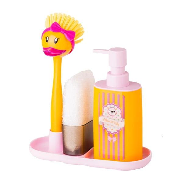 Zestaw do mycia naczyń Vigar Little Duck