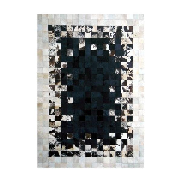 Dywan Manolas Black, 140x200 cm