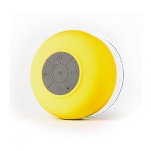 Głośnik pod prysznic FRESHeTECH Splash Tunes, żółty