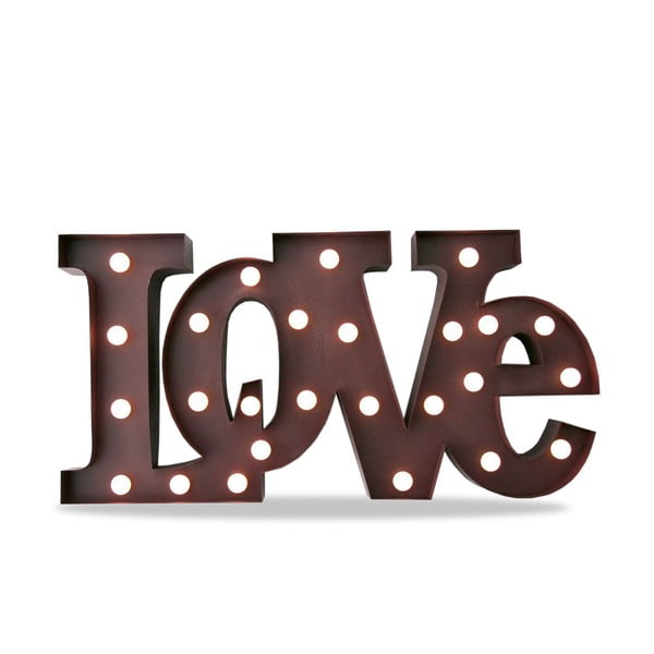 Dekoracja świetlna Letters LOVE