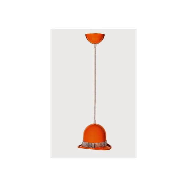 Lampa sufitowa Woman Hat Orange