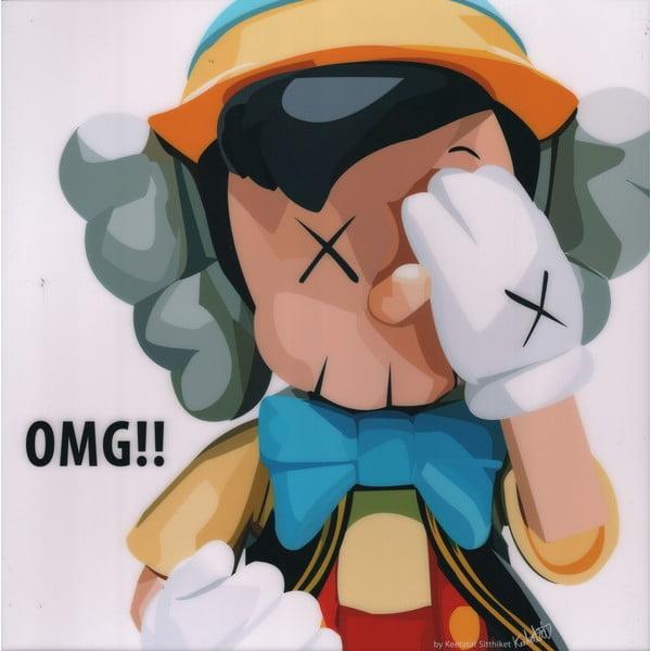 "Obraz ""Pinocchio"""