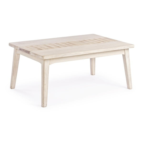 Stolik z drewna mangowca Bizzotto Dexter, 90x60cm