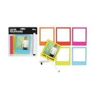 Magnetyczne ramki Polaroid Color