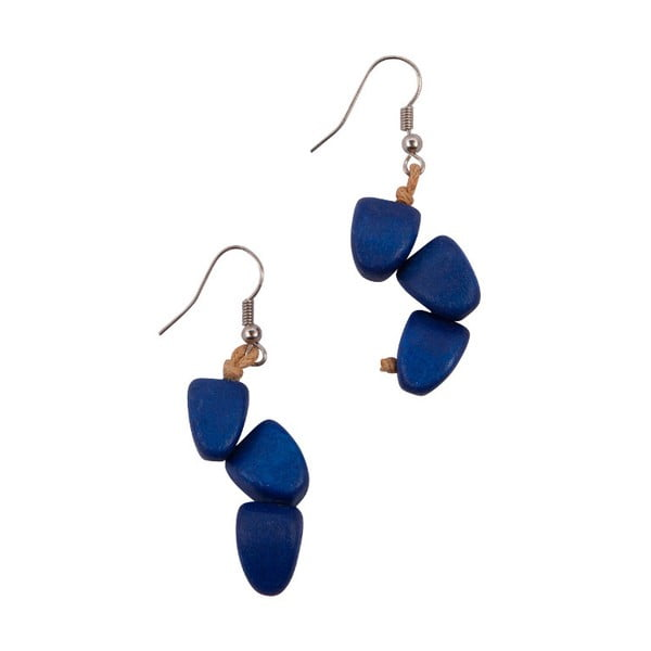 Kolczyki Abelia Blue