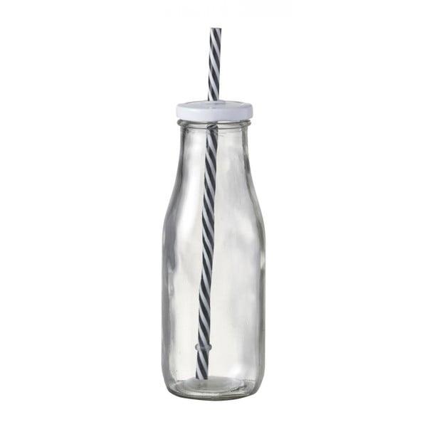 Szklana butelka ze słonką Bottle Milk